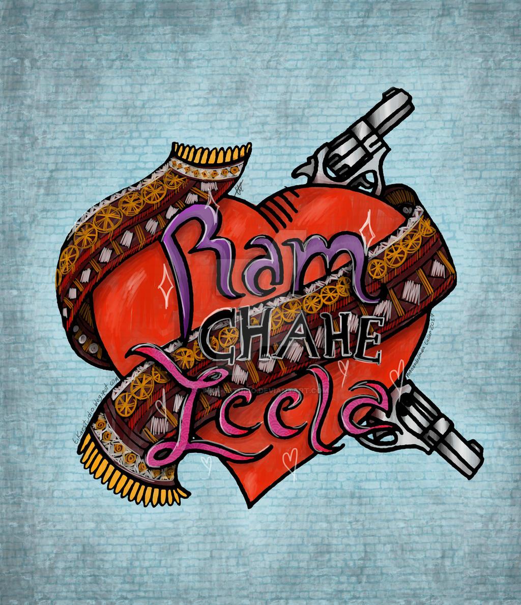 Ram Chahe Leela by Tika-estudio