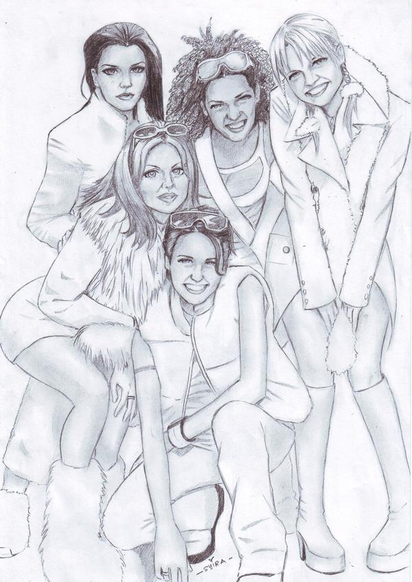 Spice Girls 2 by SyiraRock