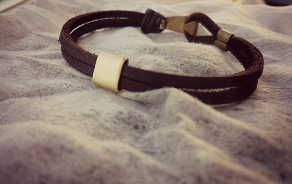 rope bracelet by subhy