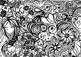 Dream of Abstract by karaish