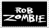 Rob Zombie Stamp by spooksiiee