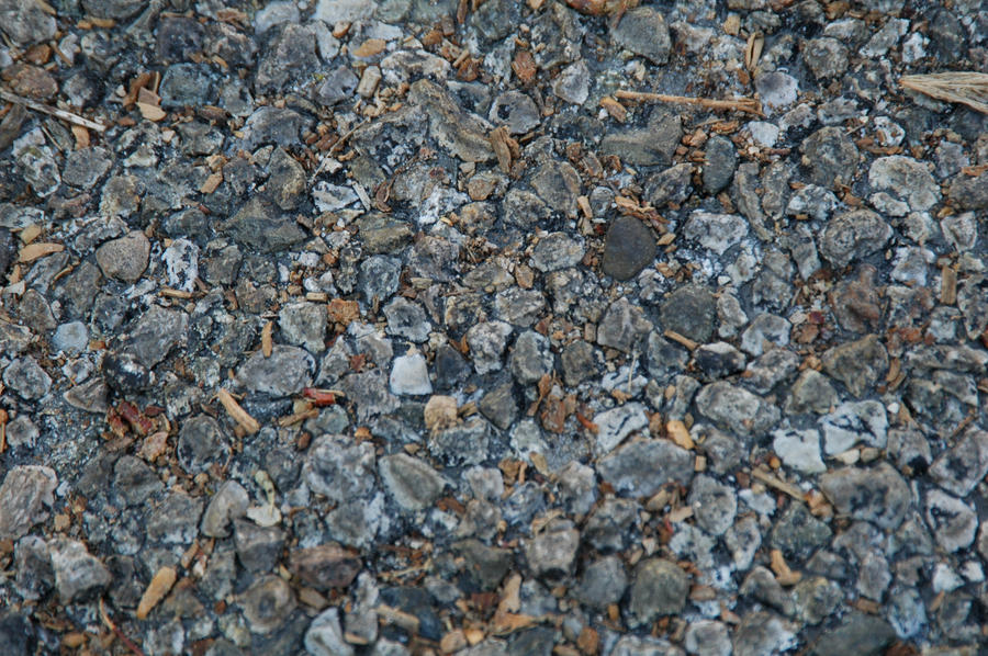 Gravel-ish Texture Stock by mrwit