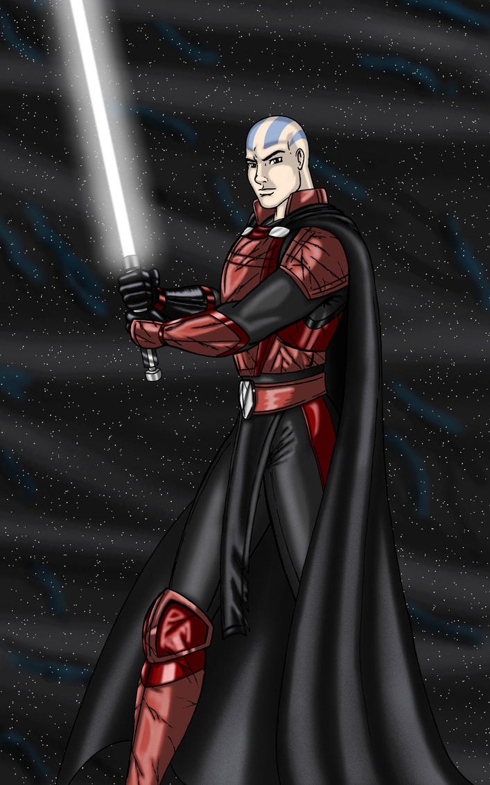 General Malak - colored by JosephB222