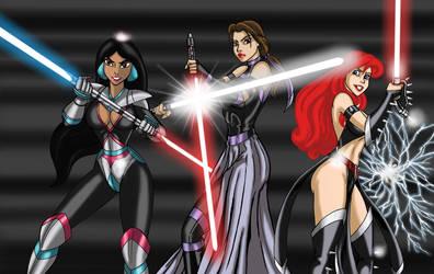 Sith Princesses by JosephB222