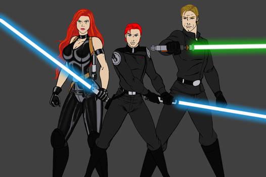 Skywalker Family - preview