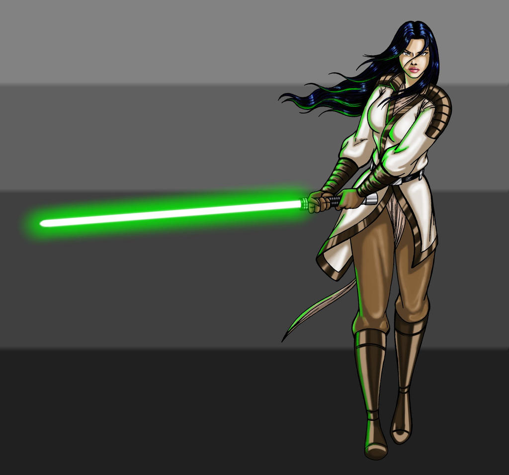 Revan Jedi Knight by JosephB222