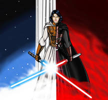 Revan - Two Sides by JosephB222