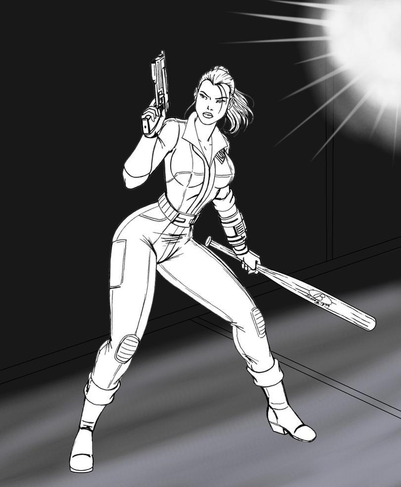 Fallout 3 Fan Art: Fallout 3 -Escape From 101 WIP By JosephB222 On DeviantArt