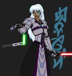 Darth Kida - Sith Princess WIP