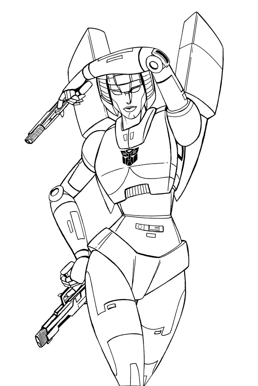 Transformers g1 arcee pages coloring pages for Transformers g1 coloring pages