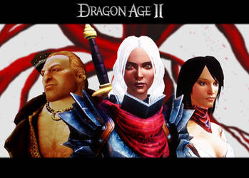 Dragon Age 2 first impressions