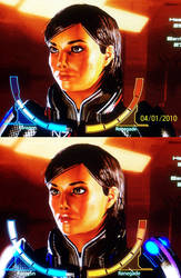 ME Shepard - Then and Now