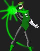 Green Lantern - Hal Jordon by JosephB222