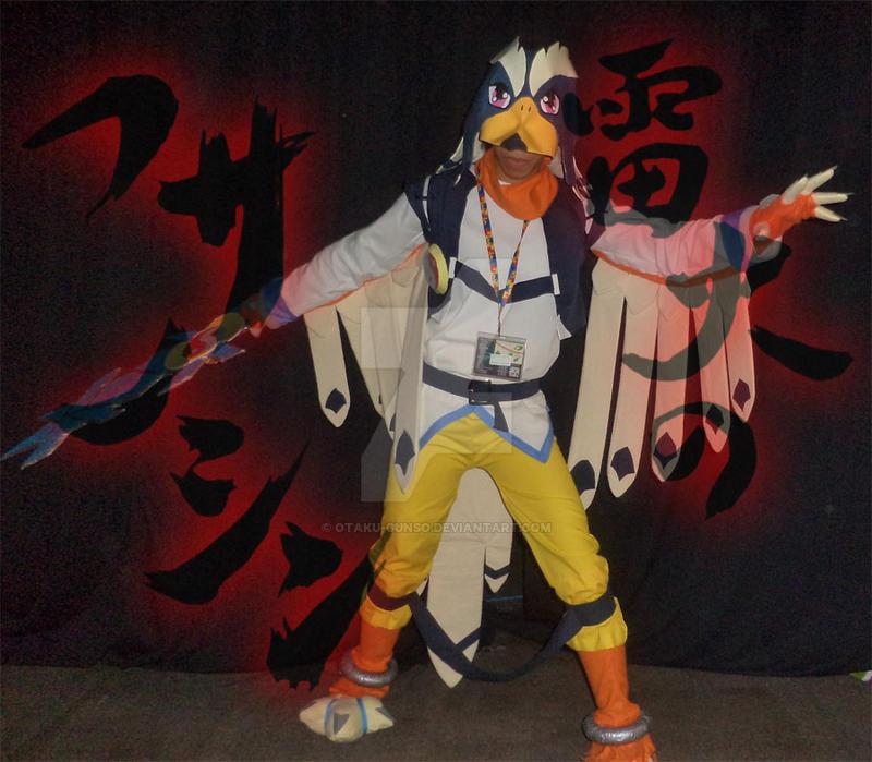 Ikazuchi no Fusanoshin Kenzan !!