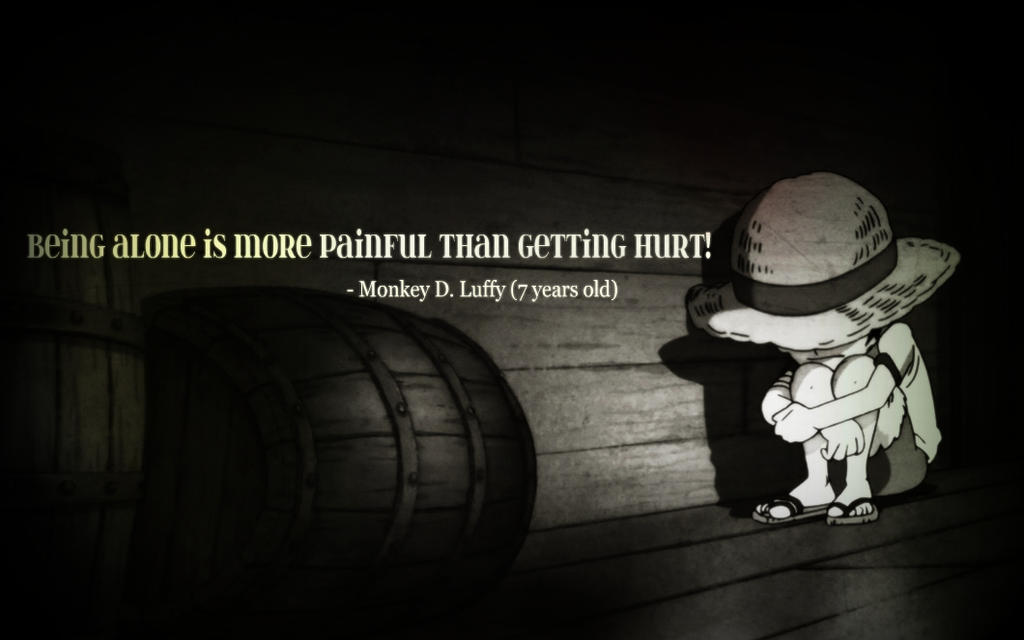 Image Result For Monkey D Luffy Inspirational Quotes