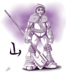 Donatello (Yama) by BakaMeganekko