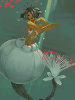 Flowerfish by piranha-ha