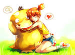 Pokemon : Misty