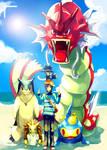 Pokemon : Cainwood souvenir