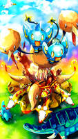 Pokemon : Can't wait to be king