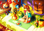 Pokemon : Rotom room