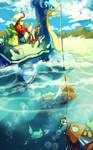 Pokemon : Fishing