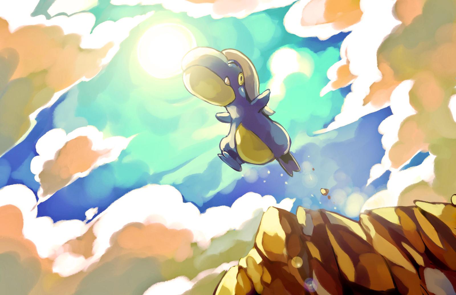 Pokemon : Bagon by Sa-Dui