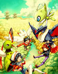 Pokemon Special : Johto Heroes