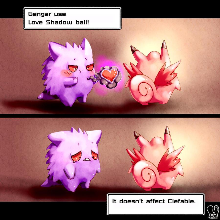 Pokemon : It doesn't affect..