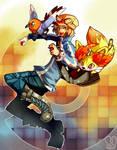 Pokemon X,Y : New Trainer