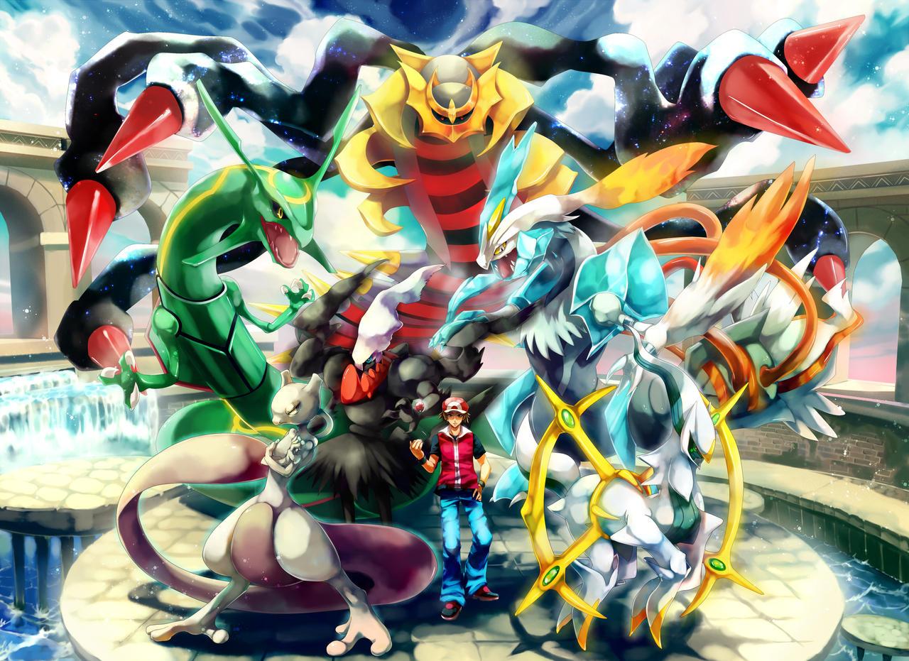 Commission shafninja3 by sa dui on deviantart - Louka pokemon ...