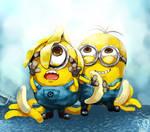 Despicable me : Minions