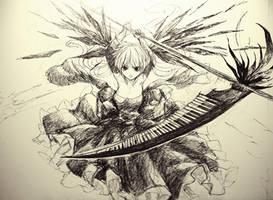 Soul Eater : Maka by Sa-Dui