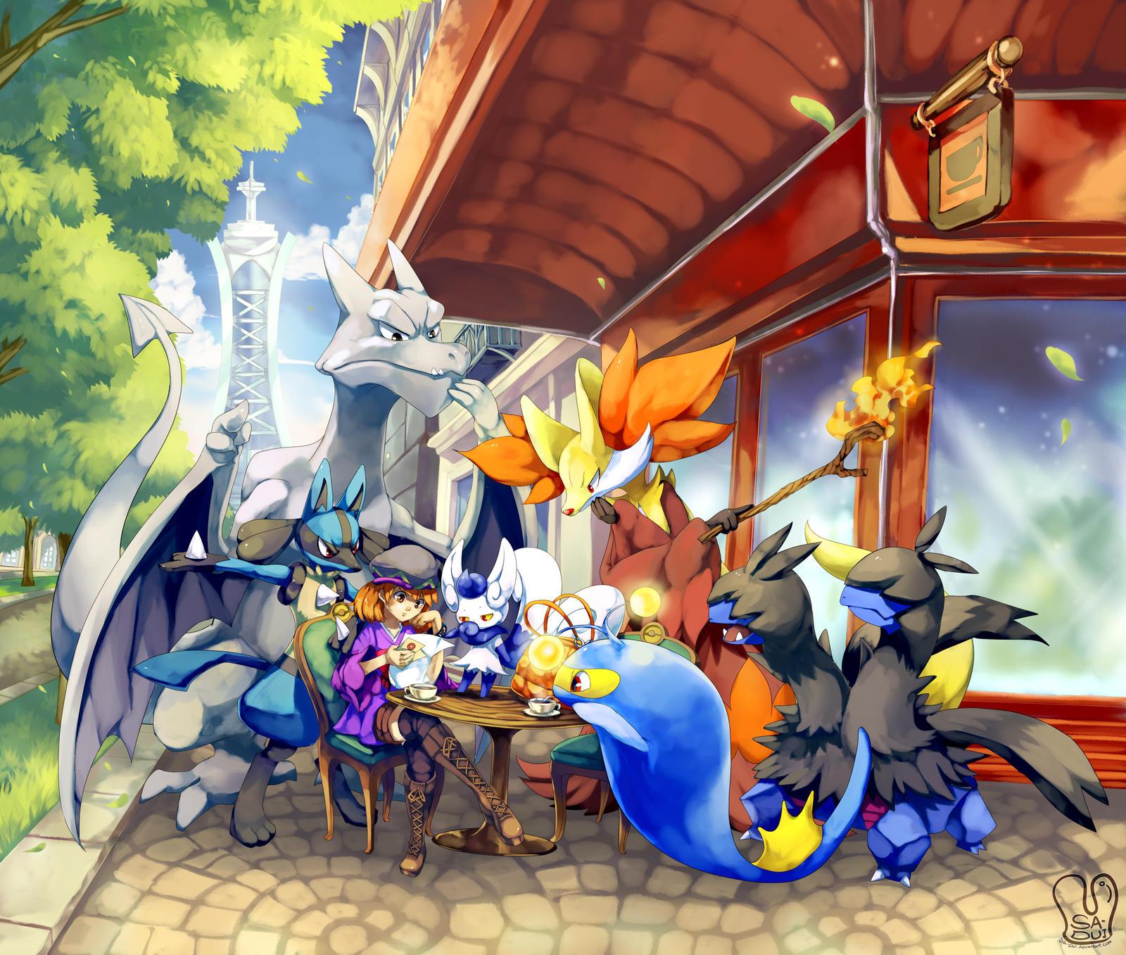 Pokemon : Lost in Lumiose