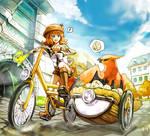 Pokemon : Breeder routine