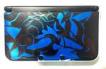Mega Lucario 3DS XL case