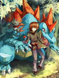 Pokemon : Silver by Sa-Dui