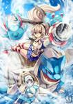 KanColle x Pokemon : Shimakaze