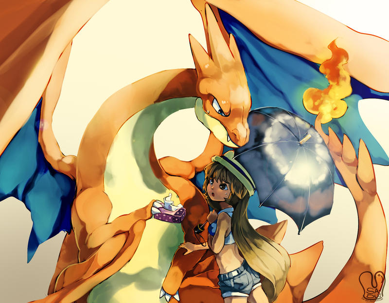 Pokemon : Summer by Sa-Dui