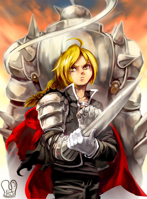FMA : Fullmetal by Sa-Dui