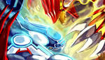 Pokemon : Omega Ruby Alpha Sapphire