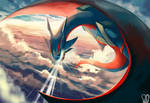 Pokemon : Mega Salamence