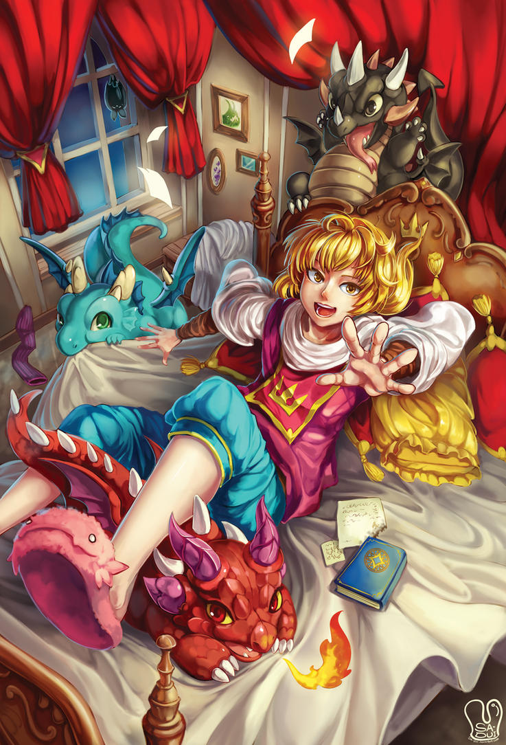 Book cover : Lazy tale by Sa-Dui