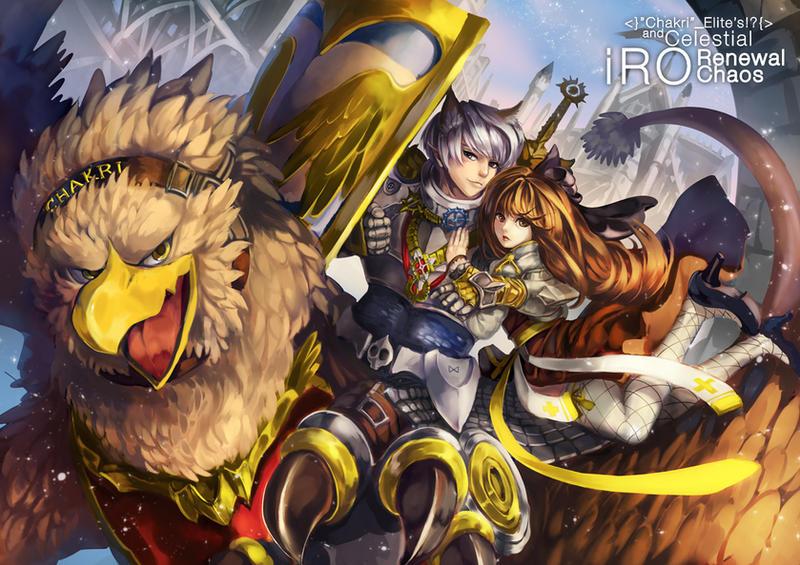 Commission : Ragnarok fan art by Sa-Dui