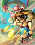 Pokemon ORAS : Dowsing machine and Go-Googles