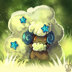 Pokemon : Shiny Whimsicott