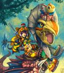 Monster Hunter 4U : Kut-Ku Rider