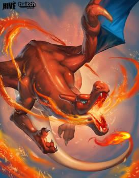 Pokemon : Charizard