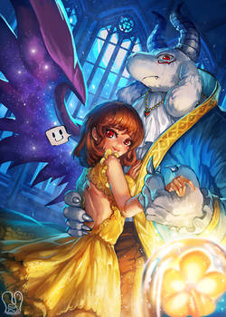 Undertale : Beauty and the Beast