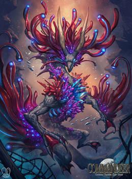 Commandeer : Coral Reef Dragon